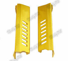 Radiator Side Guards Protective Cover Aluminum For 2013-2016 YAMAHA MT-09 FZ-09