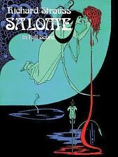 Dover Music Scores: Salome in Full Score by Richard Strauss (2009, Paperback)