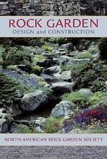 Rock Garden Design and Construction (2003, Hardcover) landscaping gardening