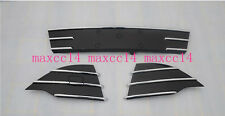 KIT Chrome Front Grille Around Trim for FORD Escape / KUGA 2013