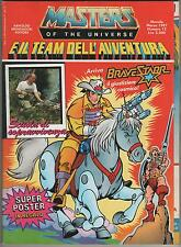 MASTERS OF THE UNIVERSE e il team dell'avventura N.12 comics magazine mondadori