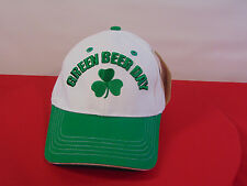 DONGEL BAY EMBROIDERED GREEN BEER DAY SHAMROCK HAT