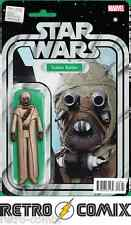 MARVEL STAR WARS #8 ACTION FIGURE VARIANT NEW/UNREAD BAGGED & BOARDED