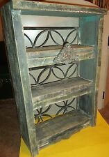 French Country or  Tuscan Style  Kitchen Wall or tabletop Shelf ~  Vintage Style