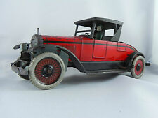 Antique Toy Tin Car with Spring motor 23cm