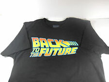Official BACK TO THE FUTURE T-Shirt Men's Large