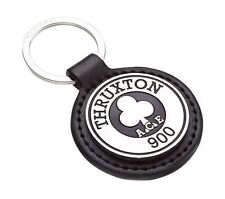 GENUINE TRIUMPH THRUXTON ACE CAFE 900 KEYRING KEY RING