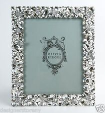 Olivia Riegel Roxy Photo Frame Picture Photograph Crystals 8 x 10""