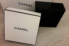 Chanel Small Gift Box 21cm x 21cm x 8cm BIG Size