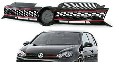 FRONT GRILL FOR VW GOLF 6 VI 08-12 GTI LOOK SPOILER BODY KIT NEW