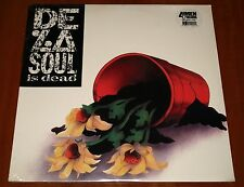 DE LA SOUL IS DEAD LP *RARE* 4 MEN WITH BEARDS PRESSING 180g VINYL LIMITED New