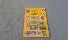 A LADYBIRD BOOK ABOUT STAMP COLLECTING, 2'6 / 12 1/2p, 1969, TALLY No 260.