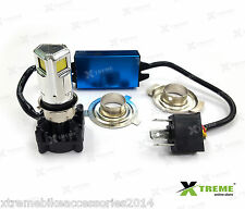 M02D H4 35w LED HID Head Light 3500 lm For Bajaj Pulsar 135