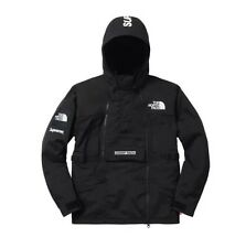 Supreme The North Face Steep Tech Hooded Jacket SS16 Black Sz M
