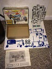 3 Vintage 60s/70s,1932 Ford Street Freak,Cougar II,Mustang II,IMC Model Kits