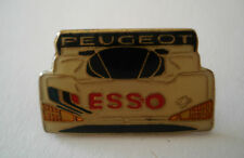 PINS VOITURE COURSE F1 PEUGEOT ESSO FORMULE 1 RALLYE