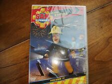 DVD SAM LE POMPIER LE FEU D'ARTIFICE VOLUME 11 DVD NEUF ET EMBALLE