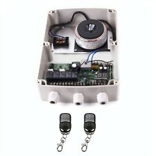 Control Box for Swing ALEKO  Gate Opener AS and Metal GG Series 433MHz 220V