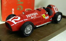 Brumm 1/43 Scale R126 Ferrari 375 F1 HP 380 1951 Diecast Model Car