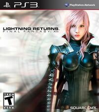 Lightning Returns: Final Fantasy XIII  13  (Sony Playstation 3)