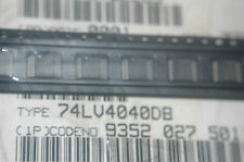 PHILIPS 74LV4040DB D/C 200001 12-Stage Binary Ripple Counter New Part Quantity-5