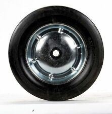 "Apex Hand Truck Replacement Wheel 8"" X 1.75"" Solid Rubber"