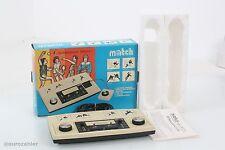 Match Konsole SD-01-C Spielkonsole Pong mit 4 Spielen super Sammlerzustand OVP