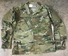 US Army OCP ACU Scorpion W2 Combat Military Uniform Jacke shirt LR Large Regular