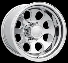 "17"" 17x9 ION 171 Polished Aluminum Wheels Rims 6x135 6 Lug Ford F-150 Truck"