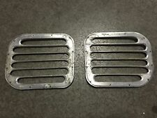 Cessna 120 140 cowl cowling grills pair