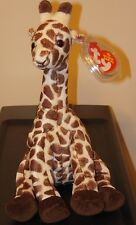 Ty Beanie Baby ~ SLAMDUNK the Giraffe ~ MINT with MINT TAGS ~ RETIRED