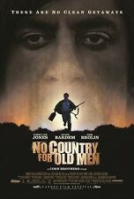 No Country For Old Men movie poster :  11 x 17 inches : Javier Bardem poster