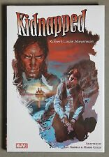 KIDNAPPED (Marvel Illustrated Hardcover Graphic Novel), NEW