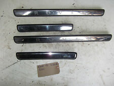 Rover 75 2.0 V6 2001 51 reg Tread Plates / Sill Trims