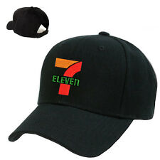 7 11 7 ELEVEN CONVENIENT MART MARKET EMBROIDERED BASEBALL CAP ADJUSTABLE