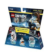 LEGO Dimensions - Level Pack Portal 2 Sentry Turret Chell Companion Cube | 71203