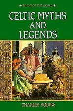 Celtic Myths and Legends (Myths of the World)-ExLibrary