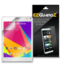2X EZguardz LCD Screen Protector Cover HD 2X For BLU Life View 8.0 L810a Tablet