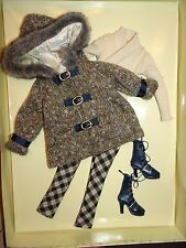 "~BITTER COLD~ELLOWYNE WILDE~16"" Fashion Doll OUTFIT    NRFB"