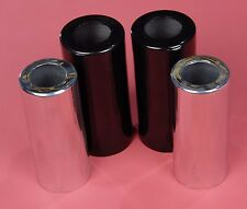 BMW R26 R26 R50/2 R60/2 R69 Front shock covers  NEW
