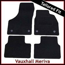 Vauxhall Meriva Tailored Fitted Carpet Car Mat (2010 2011)