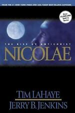 Nicolae: The Rise of Antichrist (Left Behind, Book 3)-ExLibrary