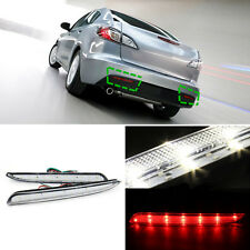 Side Marker Lamp Rear Bumper Tail Fog Light for Mazda3 2010-2013 OEM: BBM4515M0C