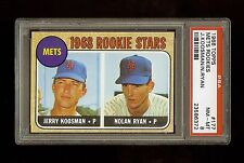 1968 NOLAN RYAN TOPPS ROOKIE RC #177 PSA 8+ NM/MT (HOF)    *Best Price on eBay*