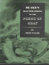 Blake's Illustrations to the Poems of Gray by Tayler, Irene