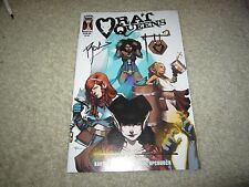 RAT QUEENS #1 AWESOME TV SHOW TO BE RELEASED SIGNED BY ROC UPCHURCH