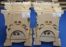 5 pc High quality Belgium most solid maple wood 1/2 cello bridge dried 20 years