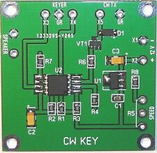 CW Key Keyer KIT Ham Radio Morse Code