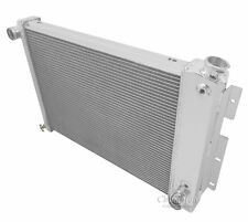 KR Champion 4 Row Aluminum Radiator For 1967 68 69 Pontiac Firebird & Camaro 5.7