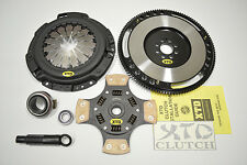 XTD STAGE 5 XTREME CLUTCH & FLYWHEEL KIT H22 H23 F22 F23 (2300LBS) 4-PUCK SPRUNG
